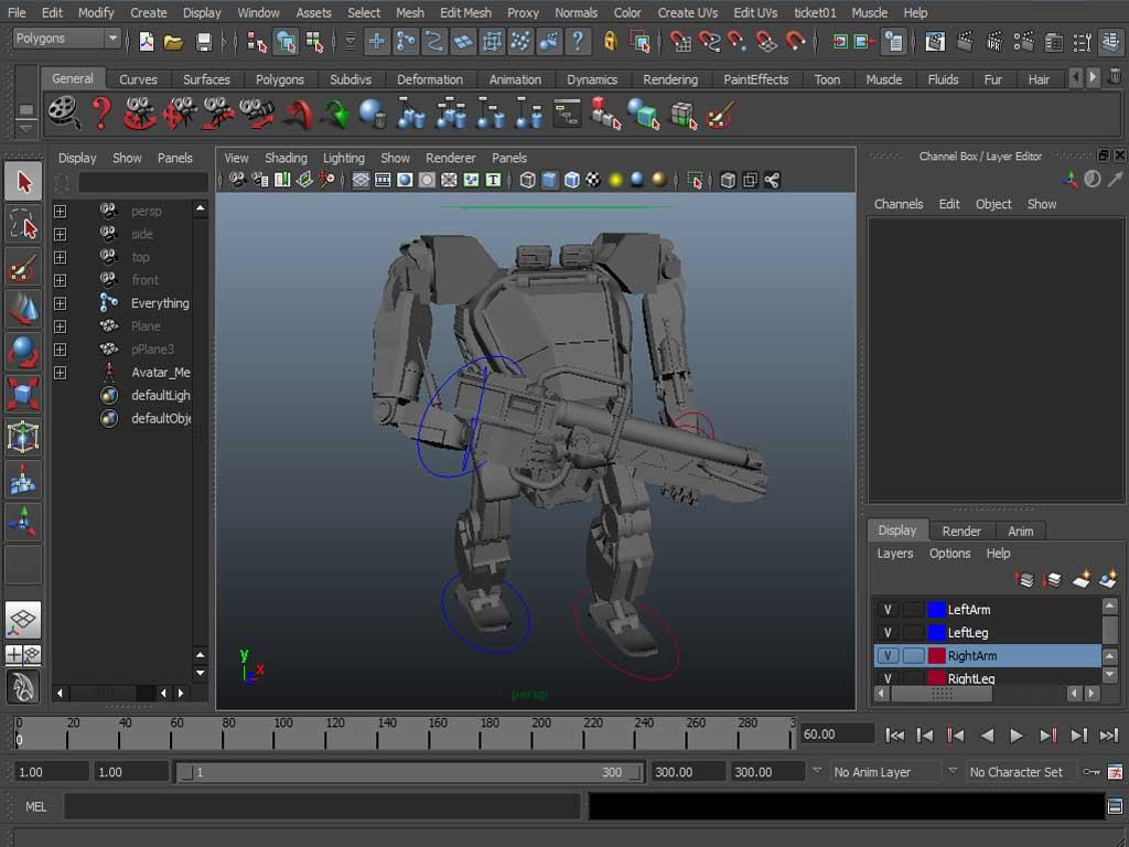 Mhs 3d Printer Maya Gallery 3